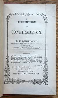 A Preparation for Confirmation