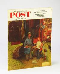 The Saturday Evening Post, August (Aug.) 21, 1954: Our Daughter Had Polio / They Hit Red China Where it Hurt