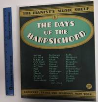image of The Days of the Harpsichord (The Pianist's Music Shelf), Volume 1