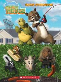 Over the Hedge Movie Storybook