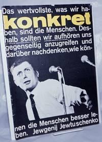 image of Konkret, 1963, Feb, No. 2 Unabhängige Zeitschrift Für Kulture und Politik