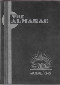 image of THE ALMANAC THE ESKIMO EDITION PUBLISHED BY THE JAN. '33 GRADUATING CLASS  OF FRANKLIN HIGH SCHOOL IN PORTLAND, OREGON