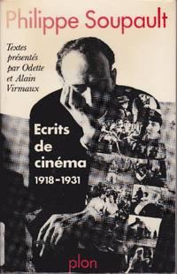 image of Écrits de cinéma 1918-1931