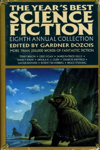 image of THE YEAR'S BEST SCIENCE FICTION: Eighth (8th) Annual Collection.