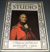 image of A January 1929 Issue of International Studio , a Magazine for Collectors