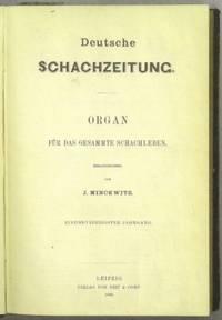Deutsche Schachzeitung, Volume 41