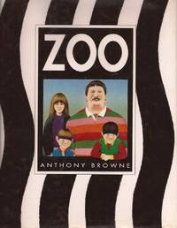 Zoo by  Anthony Browne - First American Edition - 1992 - from E M Maurice Books, LLC, ABAA and Biblio.com