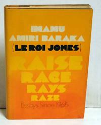 Raise Race Rays Raze: Essays Since 1965