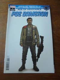 image of Star Wars: Age of Resistance - Poe Dameron No. 1 (October 2019) - Concept Design Variant