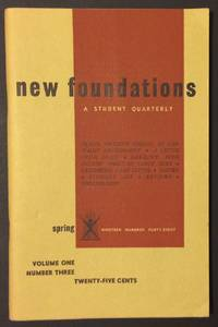image of New Foundations: a student quarterly. Volume 1, no. 3 (Spring 1948)