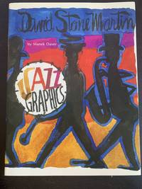 Jazz Graphics by Manek Daver - Paperback - First Edition - 1991 - from The Book and Record Bar (SKU: CBRB235)