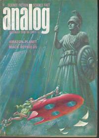 """image of ANALOG Science Fiction/ Science Fact: December, Dec. 1966 (""""Amazon Planet""""; """"The Weathermakers"""")"""