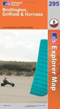 Bridlington, Driffield and Hornsea (Explorer Maps) (OS Explorer Map Active) by Ordnance Survey - Paperback - from World of Books Ltd and Biblio.com