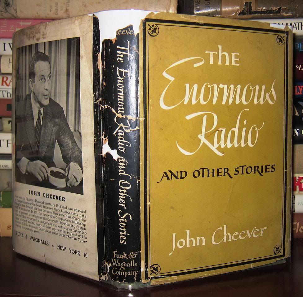 john cheevers the enormous radio essay The stories of john cheever, a collection of 61 stories chronicling the  of  cheever's best-known stories: the enormous radio, goodbye, my.