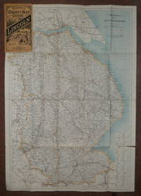 Bacon's Country Map and Guide. Lincoln with parts of adjoining Counties. by Bacon's Maps - Paperback - 1911 - from Winghale Books (SKU: 052519)