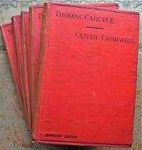 Oliver Cromwell's Letters And Speeches : With Elucidations [5 Volumes]
