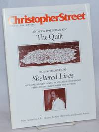 Christopher Street: vol. 14, #18, April 27, 1992, Whole Number 177