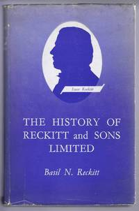 The History of Reckitt and Sons Limited