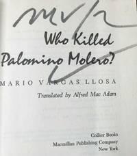 WHO KILLED PALOMINO MOLERO? (SIGNED)