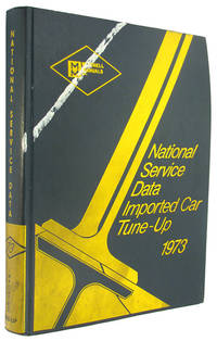 National Service Data Imported Car Tune-Up Manual, 1973 Annual (Mitchell Manuals).