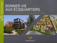 image of Donner vie aux écoquartiers : leçons des collectivités viables du Baden-Württemberg en Allemagne