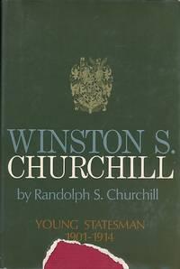 image of Winston S. Churchill. Volume II. Young Statesman 1901-1914