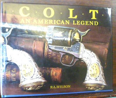 New York: Artabras Publishers, 1990. The official history of Colt firearms from 1836 to the present....