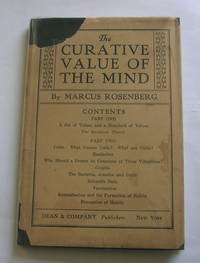The Curative Value of the Mind.