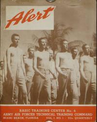 Alert. Basic Training Center No. 4. Army Air Forces Technical Training Command. Miami Beach, Florida