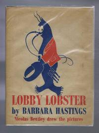 LOBBY LOBSTER, A Story for Children