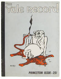 THE YALE RECORD : PRINCETON ISSUE - 25¢. Volume LXXXV, No. 3. November, 1956