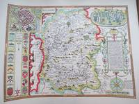 image of Map of Wilshire (Wiltshire)