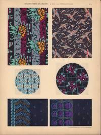 image of Studio d'Arts Decoratifs - 4e Serie - Pl. 2