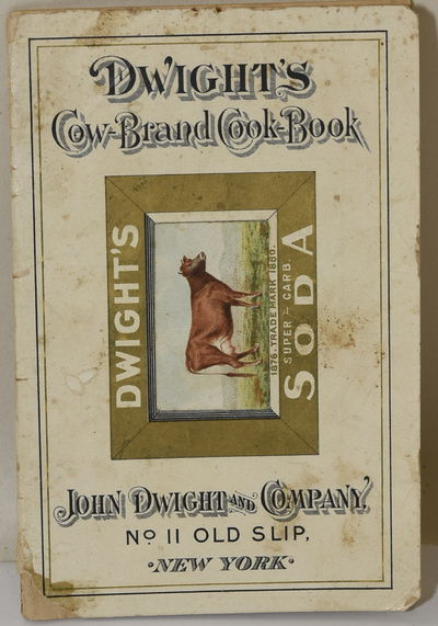 New York: John Dwight and Company, 1894. Stapled Pamphlet. Good binding. Advertising recipe book, pr...