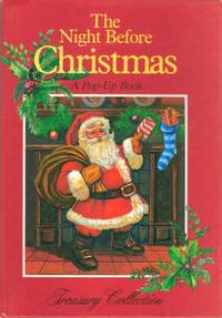 image of THE NIGHT BEFORE CHRISTMAS  [A Pop Up Book] (Treasury Collection)