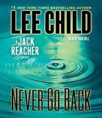 image of Never Go Back: A Jack Reacher Novel (Jack Reacher Novels)