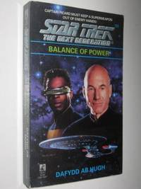 Balance of Power - STAR TREK: The Next Generation Series #33