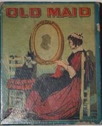 Springfield, MA: Milton Bradley Co.. Box. Very Good. N.d., circa 1920. An antique deck of Old Maid c...