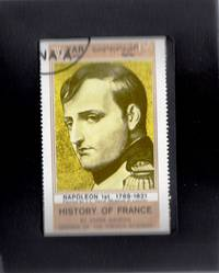 Tchotchke Stamp Art - Collectible Postage Stamp - Napoleon Bonaparte