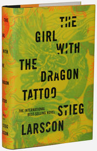 image of THE GIRL WITH THE DRAGON TATTOO
