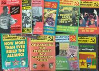 The African Communist [15 different issues]