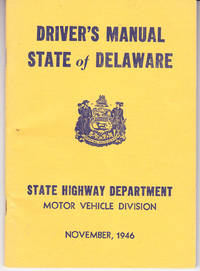 Driver's Manual State of Delaware