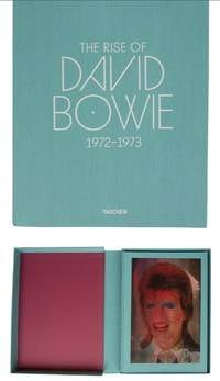 The Rise Of David Bowie, 1972-1973, numbered and signed, new in sealed box