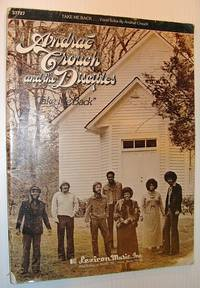 Andrae Crouch and the Disciples - Take Me Back Songbook: Sheet Music for Piano and Voice