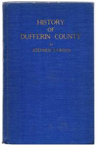 History of Dufferin County