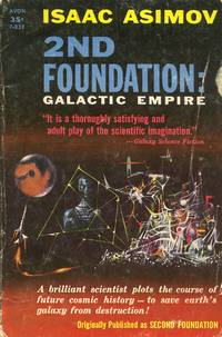 image of 2nd Foundation: Galactic Empire