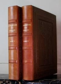 Imitation de Jésus-christ, préface de Daniel-Rops, traduction nouvelle...