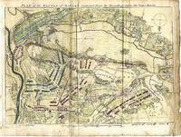 PLAN OF THE BATTLE OF MINDEN, CORRECTED FROM THE PROCEEDINGS BEFORE THE COURT MARTIAL