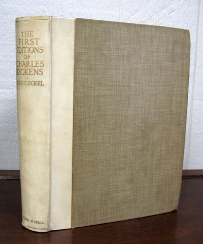 London: Chapman & Hall, 1913. 1st edition. Signed/Limited. #91/250. Vellum spine & cloth boards. TEG...