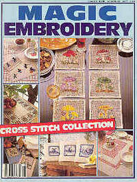 Magic Embroidery Cross Stitch Collection 1983